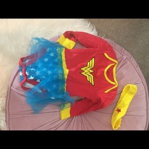 Other - Wonder Woman Baby Costume 12 months